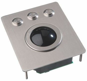 Trackball 50mm anti-vandalisme TBS50 de NSI